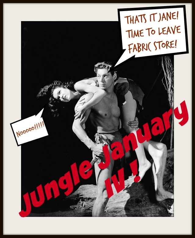 Jungle January