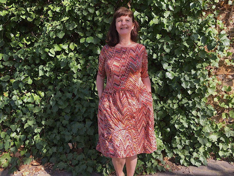 Moneta Dress Colette Patterns