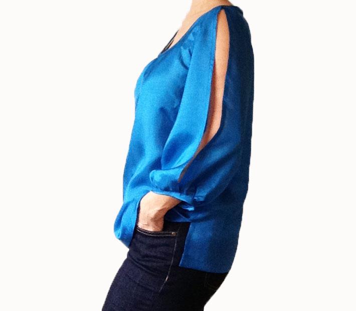 Split sleeves