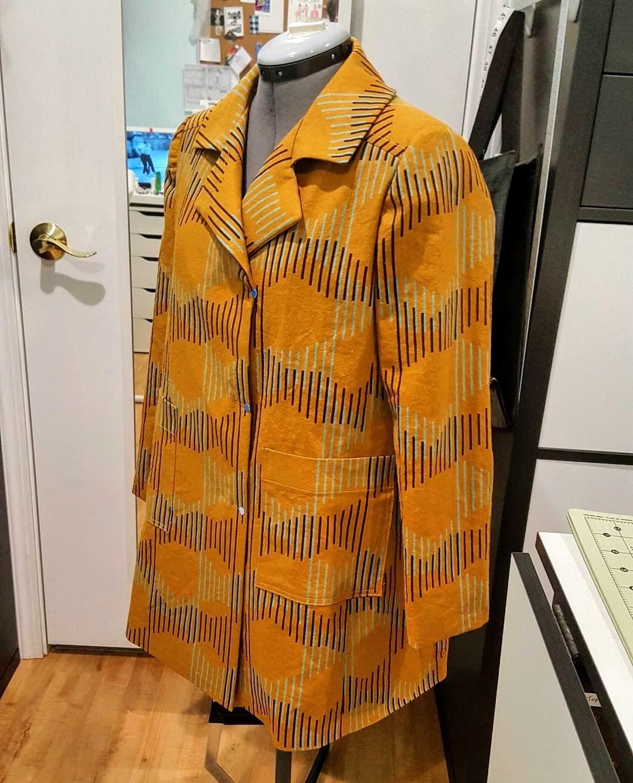 Ellsworth Coat