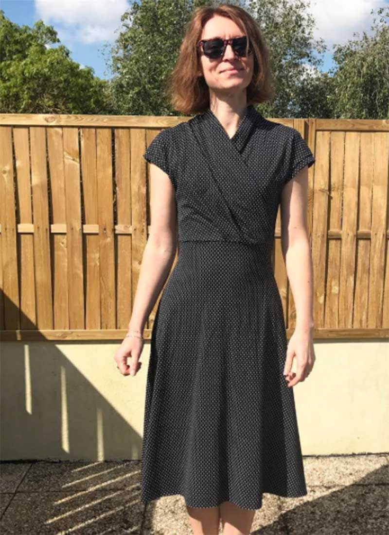 Mirri Dress Wardrobe by me
