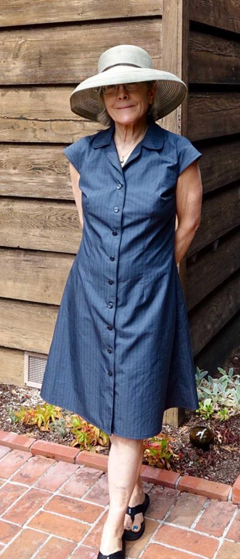 Edith Dress Maria Denmark