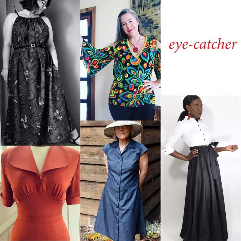 eye-catchers sewing